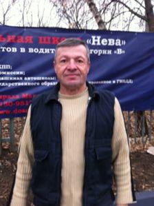 Инструктор Сапелин Игорь Юрьевич