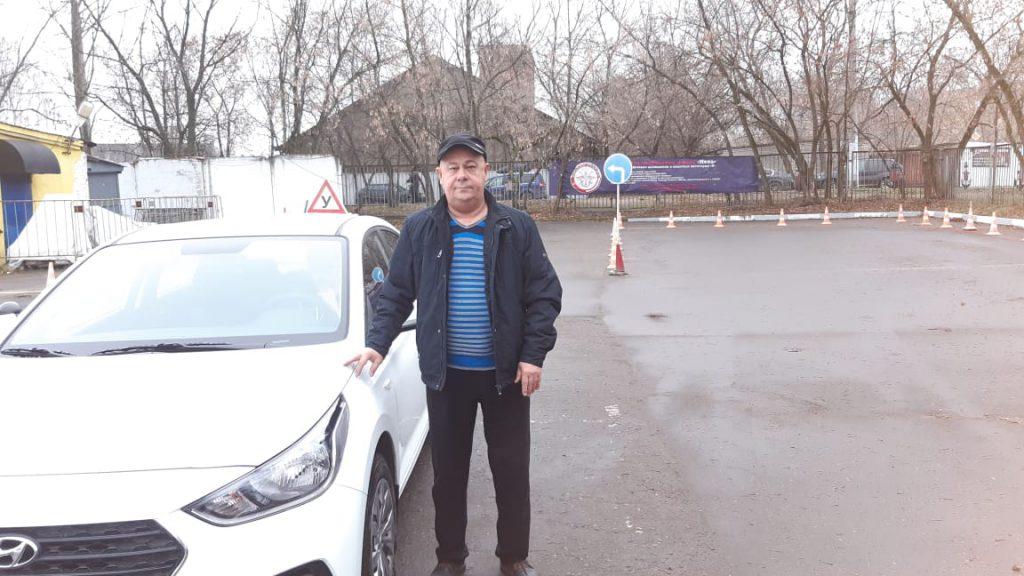 Инструктор Муханин Алексей Иванович